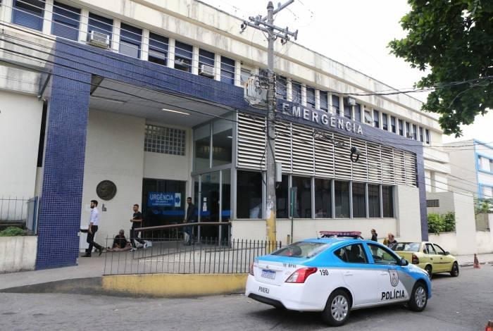 PM foi levado ao Hospital Estadual Getúlio Vargas