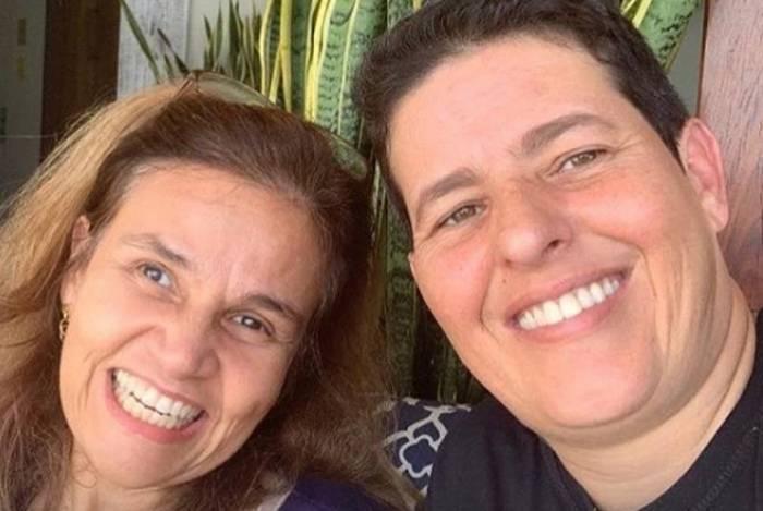 Claudia Rodrigues e Adriane Bonato
