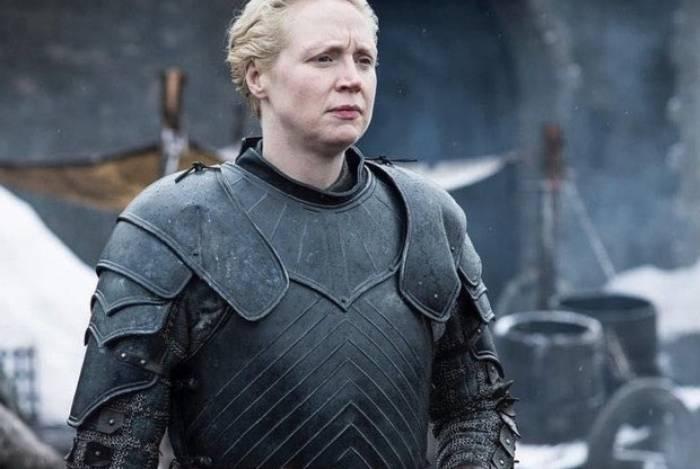 Gwendoline Christie, a Brienne em 'Game of Thrones', foi uma das atrizes que pagou pela própria indicação ao Emmy