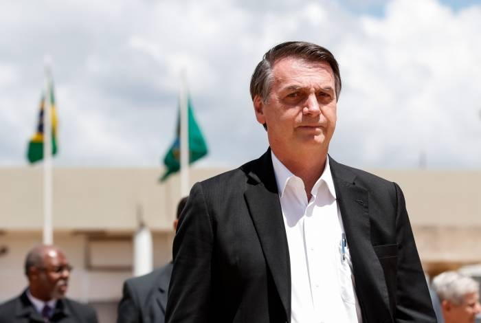Bolsonaro afirmou que vai 'dar um passo de cada vez' em direção à possibilidade de privatização da Petrobras
