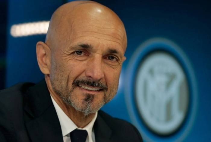 Luciano Spalletti, técnico da Inter de Milão
