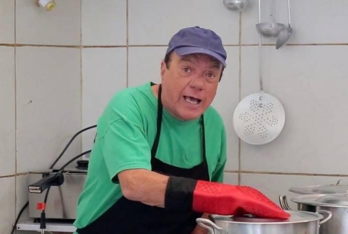 O ator de pegadinhas e humorista Marquinhos faleceu aos 70 anos