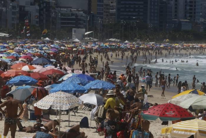 Junho bateu recorde calor