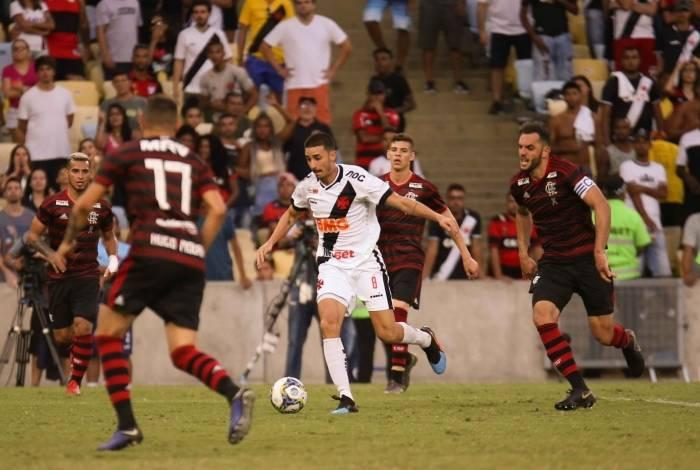 Flamengo e Vasco vão disputar a final do Carioca no dois próximos domingos