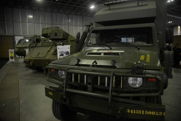 Tecnologias são destinadas às Forças Armadas e polícias