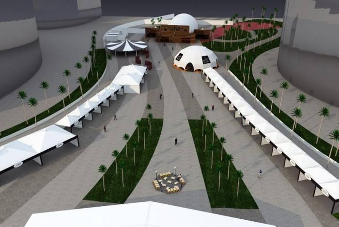 O Salão Moto Brasil acontecerá no Parque Olímpico