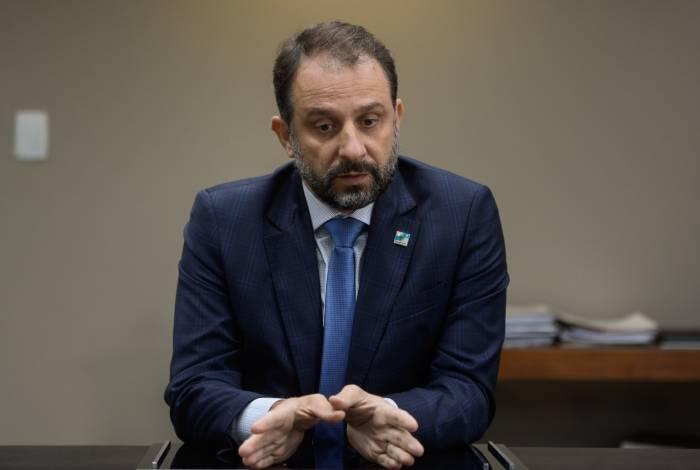 Secretário estadual de Fazenda, Luiz Claudio Rodrigues Carvalho