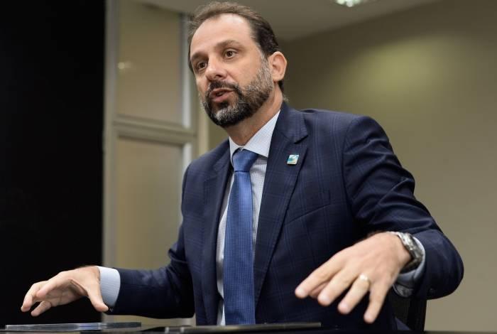 Luiz Cláudio Carvalho lembra que Minas Gerais e Rio Grande do Sul tentam aderir à recuperação fiscal