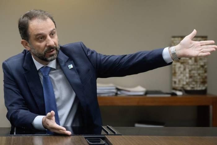 Secretário estadual de Fazenda, Luiz Claudio Carvalho analisa as contas fluminenses e destaca à Coluna que cenário ainda é crítico