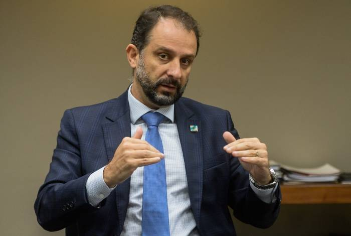 Secretário de Fazenda, Luiz Claudio Carvalho afirmou que haverá contingenciamento no orçamento de 2020