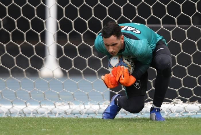 Gatito Fernández vai jogar a Copa América pela seleção do Paraguai
