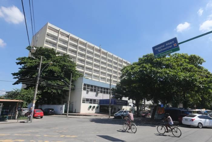 Hospital Municipal Albert Schweitzer. Realengo, Rio de Janeiro