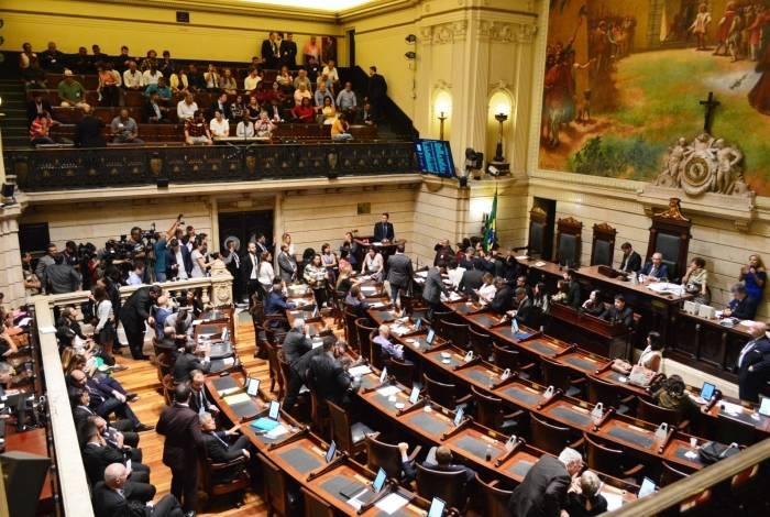 Lista de vereadores que assinam a proposta é extensa