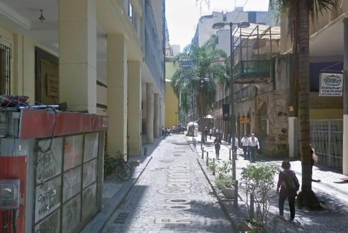 Rua do Carmo, Centro do Rio