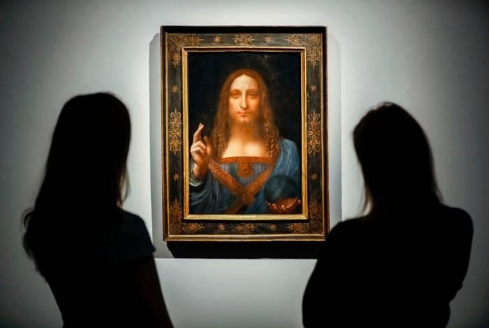 Exposição da obra era aguardada pelo circuito de arte para marcar os 500 anos da morte de Leonardo da Vinci, em maio de 2019