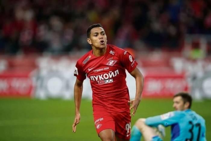 Pedro Rocha atua no Spartak Moscou da Rússia