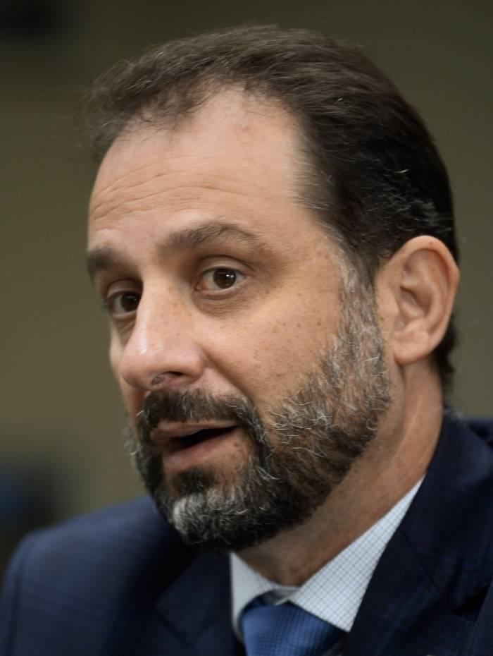 Secretário estadual de Fazenda, Luiz Cláudio Carvalho admite dificuldade de Estado do Rio pagar dívida com a União em 2020