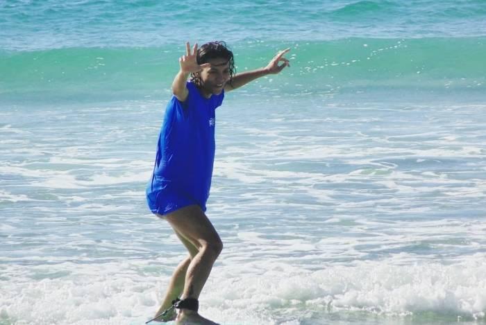 Aulas acontecerão na Praia do Forte, em Cabo Frio