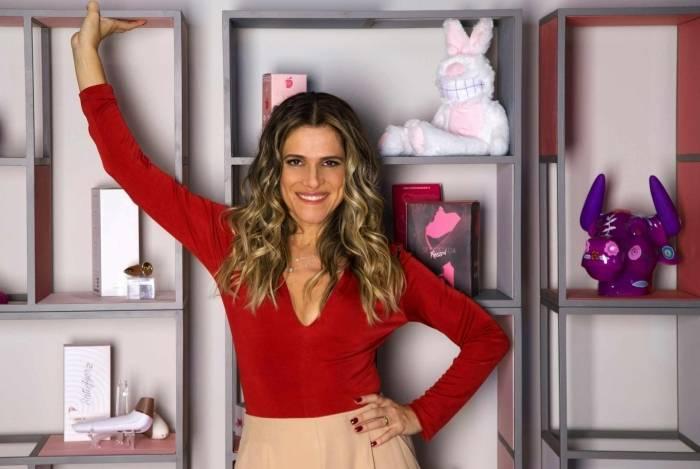 Ingrid Guimarães vive empresária do ramo de brinquedos sexuais em 'De Pernas pro Ar 3'