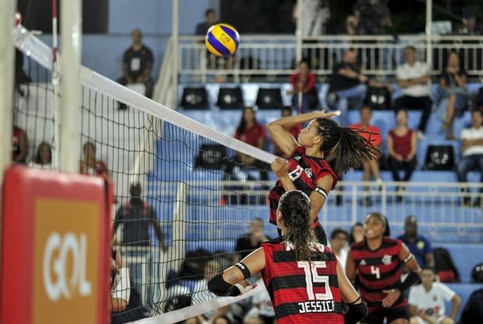 O Flamengo venceu o Maringá no segundo jogo das semifinais, na AABB