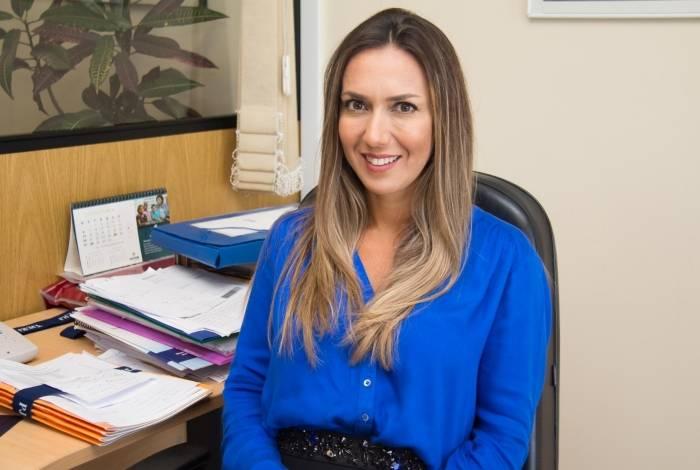 Juíza  Vanessa Cavalieri