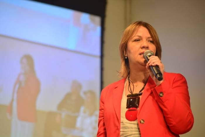 Talma Romero Suane, secretária municipal de Educação