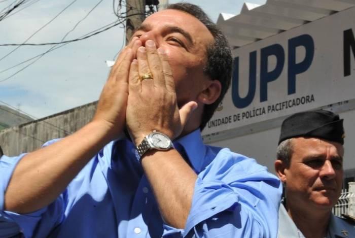 Sérgio Cabral quase foi para mesmo presídio que Luiz Fernando Pezão