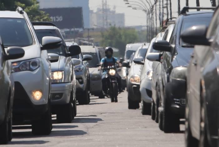 A função para motociclista identifica a melhor rota e considera os corredores