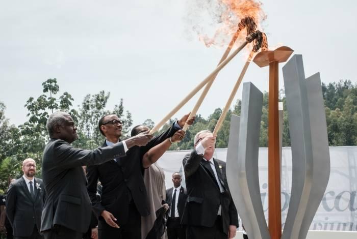 Ruanda lembra neste domingo 25 anos de genocídio que deixou 800 mil mortos
