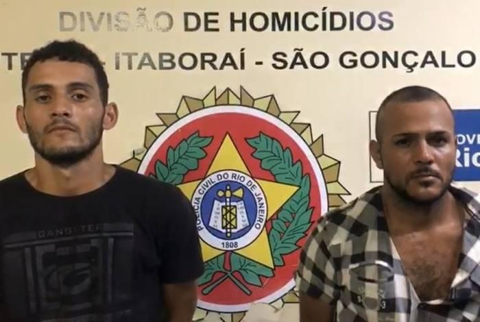 Suspeitos de integrar milícia são presos na Região Metropolitana