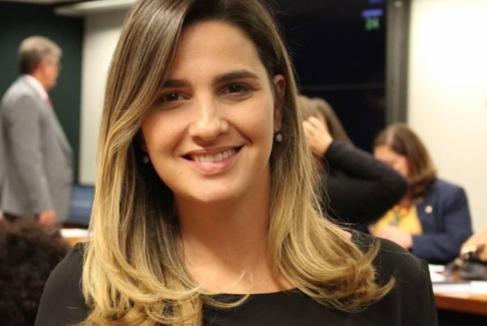 A deputada federal Clarissa Garotinho, do PROS