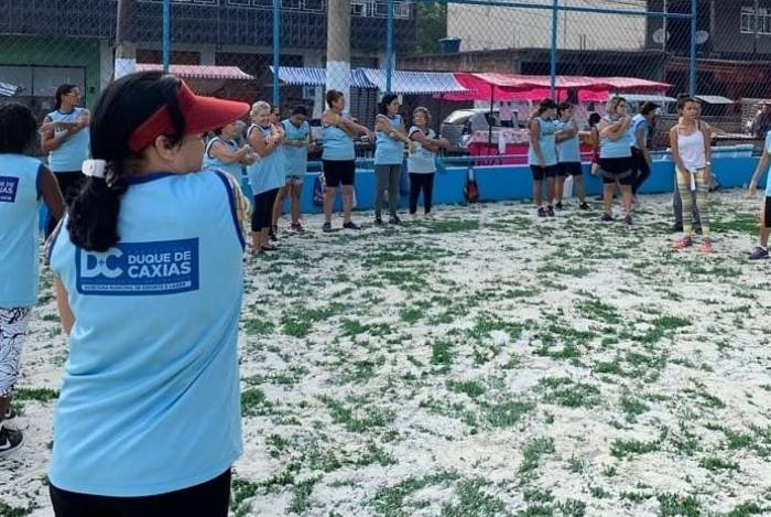 Caxias está com vagas abertas em projeto esportivo