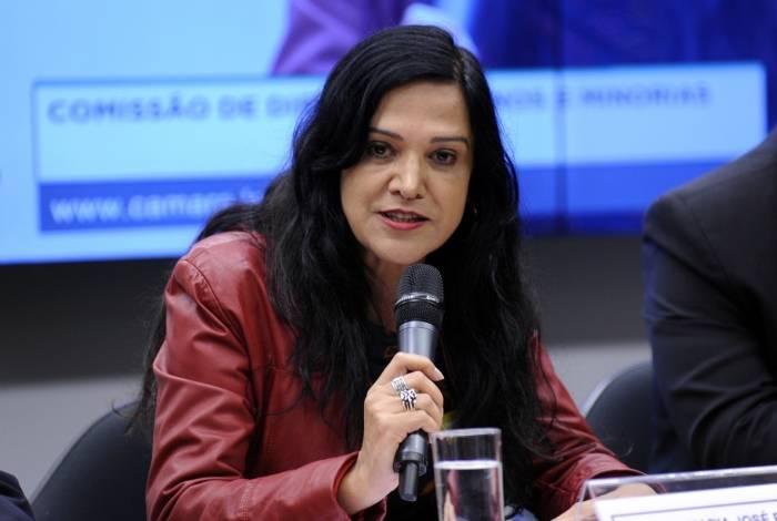 Presidente da Fenaj, Maria José Braga