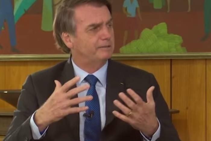 Bolsonaro: 'Não sou economista, já falei que não entendia de economia, quem entendia afundou o Brasil, tá certo?'