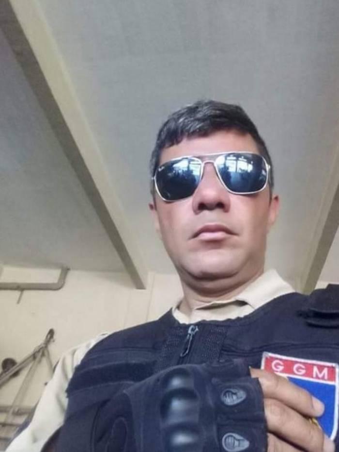 Erik Araújo, de 41 anos, era lotado no Grupamento de Guardas Motociclistas (GGM), da GM-Rio