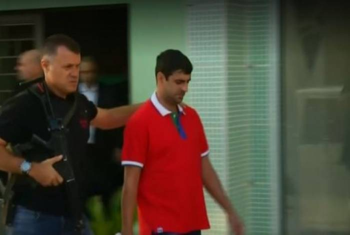 Pimpolho foi preso na ação