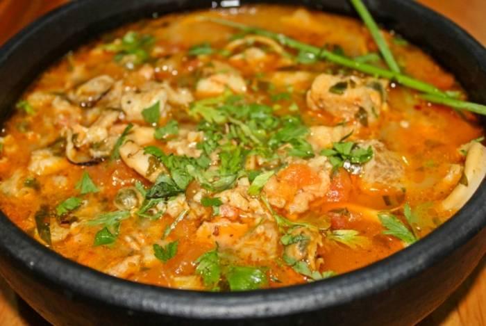 Um dos pratos que serão servidos do festival gastronômico de Farol