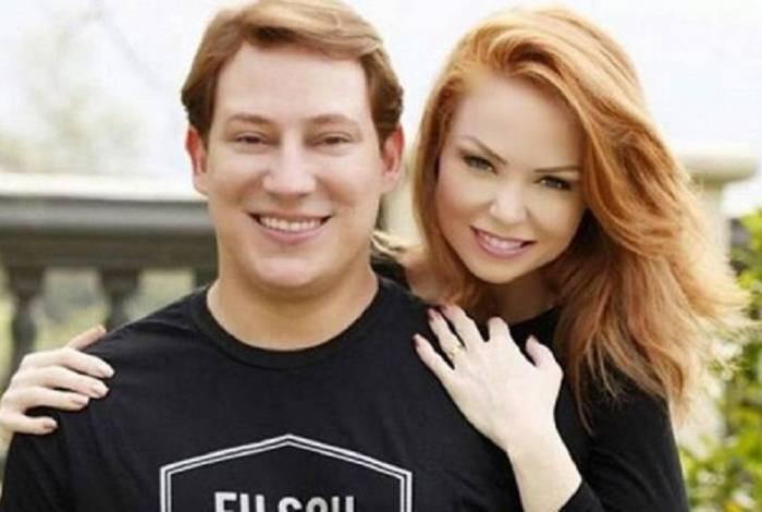 Felipe Heiderich e Bianca Toledo