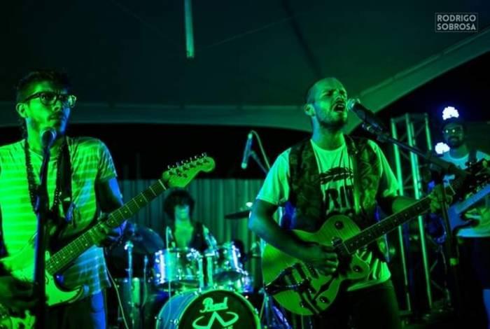 O Grito Festival abre espaço para novas bandas que querem mostrar seu talento