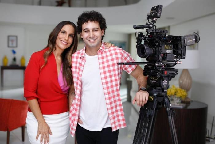 Rafael Almeida e Ivete Sangalo