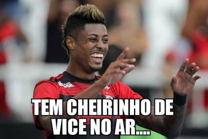 Memes Show De Bruno Henrique Contra O Vasco Leva Torcedores