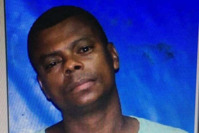 Cristiano Souza Santos foi preso em flagrante pelos policiais civis da 54ª DP (Belford Roxo)