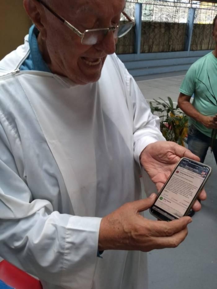 Padre Renato Chiere cobra investigação sobre morte de mulher