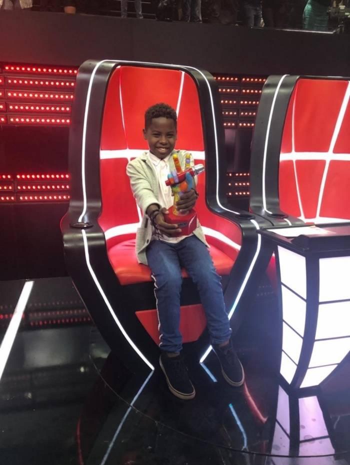 Jeremias Reis venceu o 'The Voice Kids'