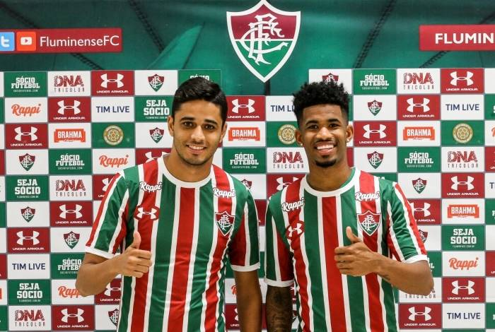 Léo Artur e Ewandro já têm condições de jogo, mas não devem pegar o Santa Cruz, amanhã, pela Copa do Brasil