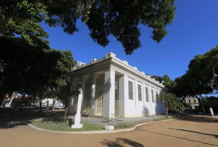 O Jardim São Benedito é a principal área verde da cidade de Campos