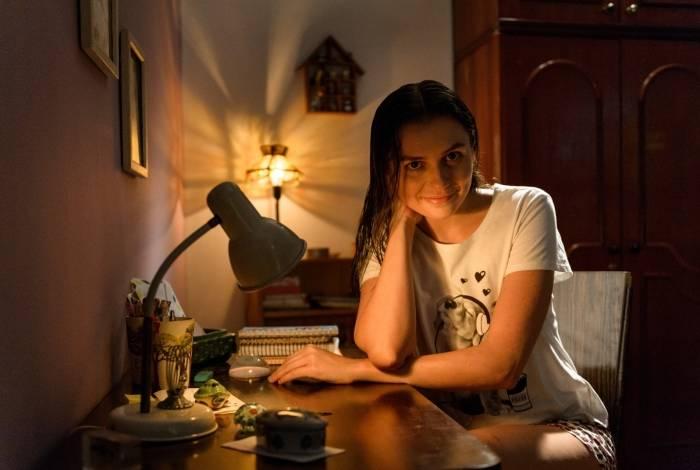Monica Iozzi, a Daniela da segunda temporada da série 'Carcereiros'