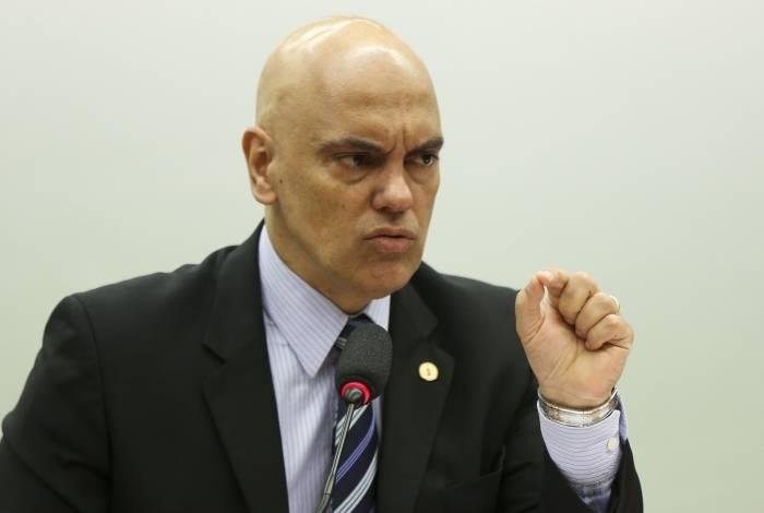 Alexandre de Moraes classificou os fatos como 'gravíssimos'. Caso está sob sigilo.