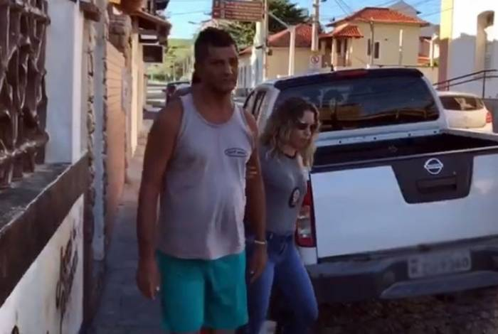 Agressor foi encontrado em Saquarema