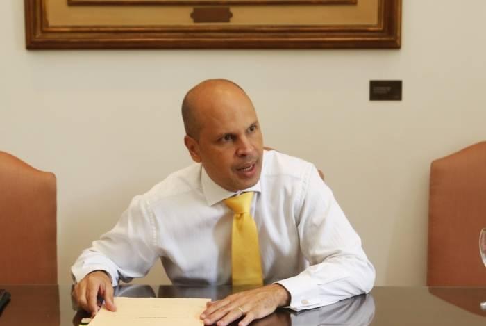 Secretário estadual da Casa Civil, José Luís Zamith